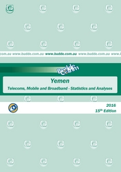 Yemen-Telecoms, Mobile and Broadband-Statistics and Analyses